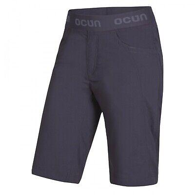 OCUN MANIA SHORTS Lightweight Comfortable Climbing Shorts Navy//Green Size XL
