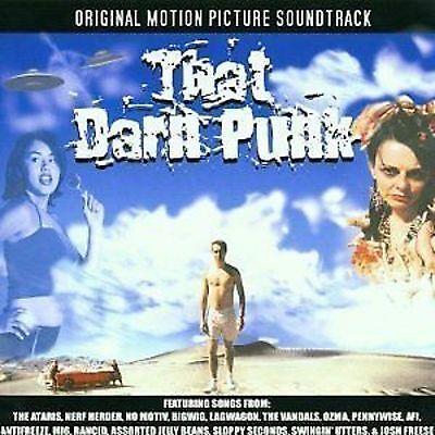 That Darn Punk Film Soundtrack CD NEW SEALED Rancid/Ataris/Vandals/MI6/AFI/AJB+