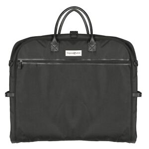 Hoesh-UK-Heavy-Duty-Leather-Handles-Air-Travel-Luggage-Suit-Carrier-Garment-Bags