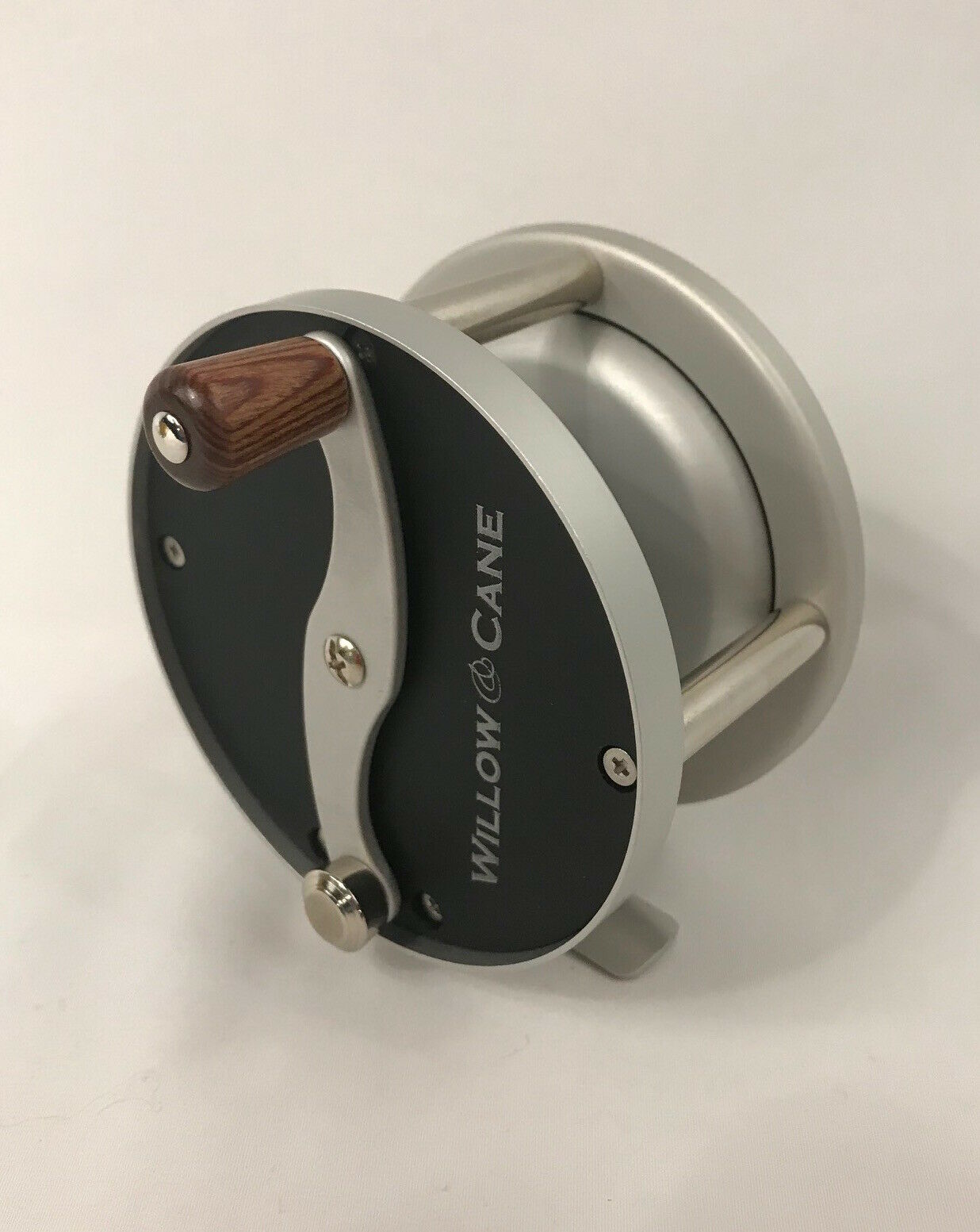Classic Fly Fishing Reel - 5 wt NEW Heritage Series Willow And Cane