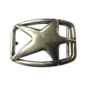Guertelschliesse-Moving-Star-4-0-cm-Sterne-Country-Western-Cowboy-Texas-Pferd