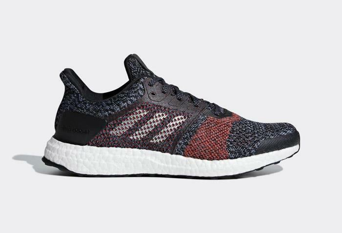1811 adidas ULTRABOOST ST Men's Training Running shoes CM8277