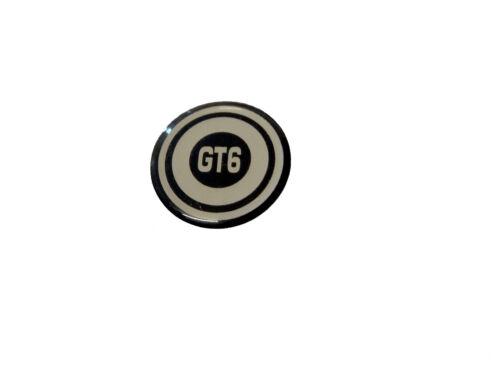 TRIUMPH GT6 28mm BADGE-volante o gearknob