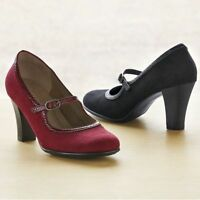 Womens Aerosoles Black Sushi Role Shoes Size 8m 8 M
