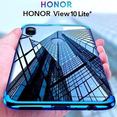 taglia 40 afa65 b3251 COVER per Huawei Honor View 10 Lite CUSTODIA ORIGINALE ELECTROPLATING TPU  Case | eBay