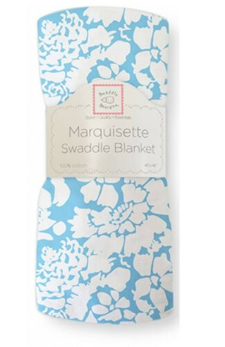 SwaddleDesigns LUSH Marquisette Swaddle Blanket softer than muslin ~NEW~