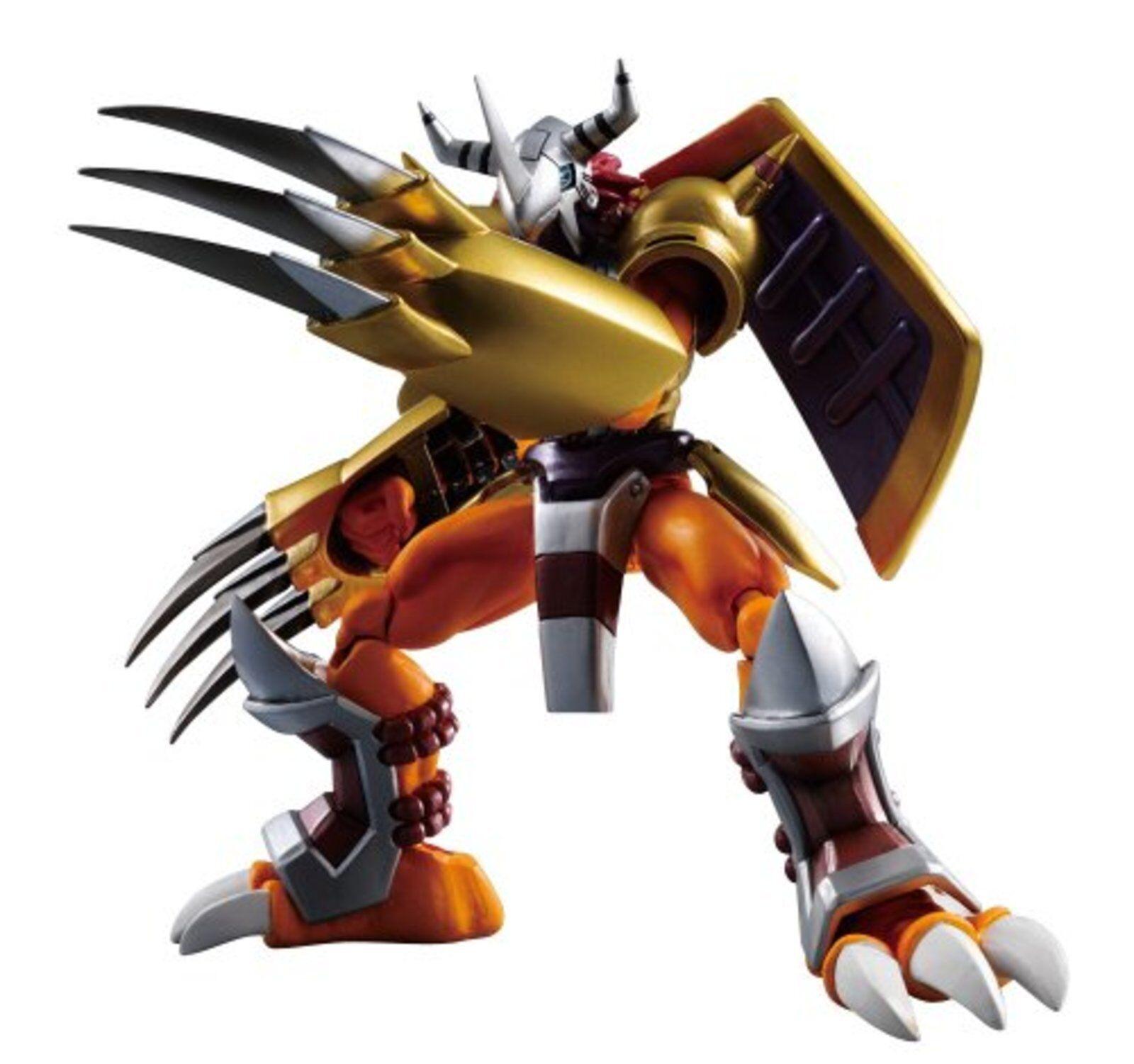 Digital Monstruos Digimon D-Arts Wargrismon Figura en Caja F S con   Tracking