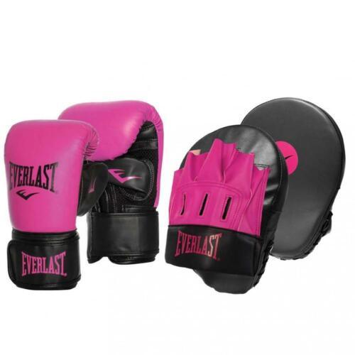 Everlast Tempo Glove /&n Mitt Combo MMA /& Boxing Small//Medium