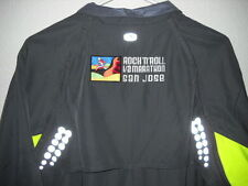 Sugoi versa running cycling jacket vest San Jose Rock & Roll Marathon NEW MEN XL