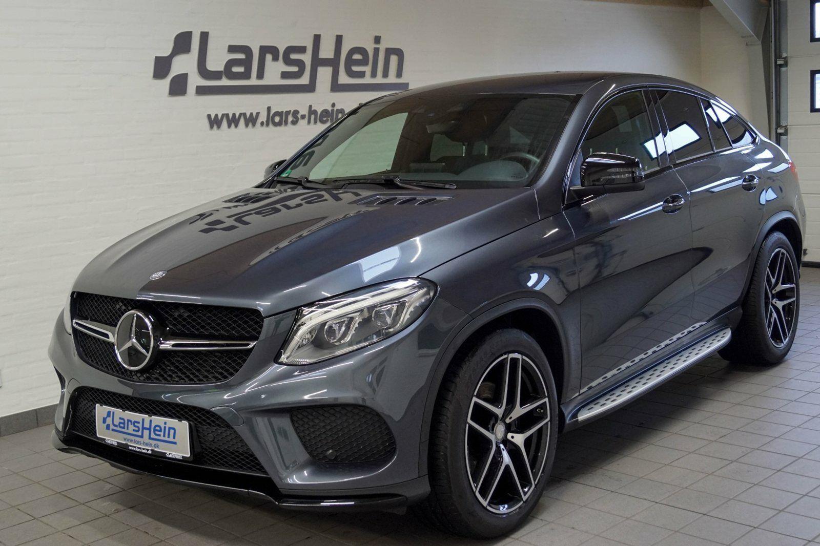 Mercedes GLE350 d 3,0 AMG Line Coupé aut. 4-M 5d - 4.857 kr.