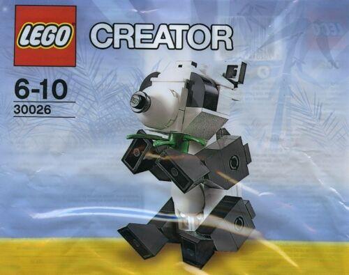 LEGO CREATOR PANDA BäR 30026 Polybag
