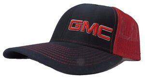 Image is loading Richardson-GMC-Logo-Snapback-Hat-Trucker-Cap-for- 52bc3b6a783