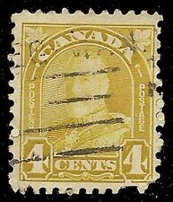 CANADA USED 168       Single  as shown       (N776)