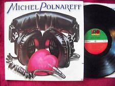 Michel Polnareff - same     klasse US Atlantic LP