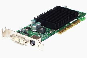 NVIDIA-VGA-GeForce-mx440-64mb-AGP-8x-Low-Profile-Nuovo