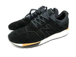 Suede Shoes Size 10.5 REV Lite (Black