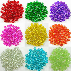 Wholesale-100-Pcs-Transparent-Glass-Round-Spacer-Loose-Beads-4mm-6mm-8mm