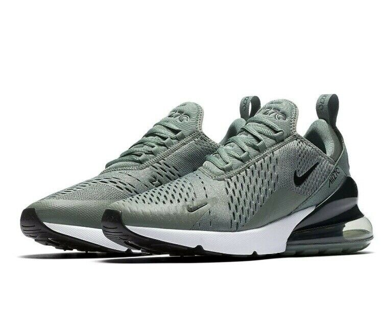 Men's Nike Air Max 270 Running shoes Clay Green Deep Jungle Sz  13 AH8050-300