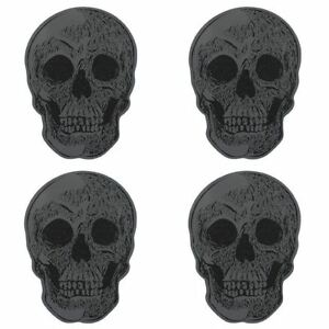 Anatomical-Skull-Set-of-Four-Coasters-Set