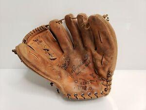 Vintage-Wilson-A2024-Chicago-Cubs-Ron-Santo-Leather-Left-Baseball-Glove-USA-HTF