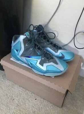 Size 13 - Nike LeBron 11 Armory Slate