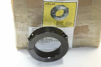 "2SC-218 SPLIT CLAMP COLLAR 2 3//16/"" 1 pc."