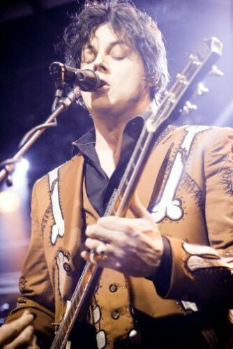 Jack White Guitar 11x17 Mini Poster 28cm x43cm