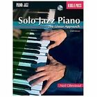 Solo Jazz Piano : The Linear Approach by Neil Olmstead (2013, CD / Paperback, Revised)