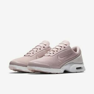Damen-Nike-Air-Max-Jewell-UK-9-5-us-12-eur-44-5-Teilchen-rose-weiss