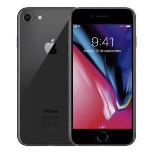 APPLE-IPHONE-8-64GB-TELEFONO-MOVIL-LIBRE-SMARTPHONE-NEGRO-BLACK-4G-MQ6G2QL-A