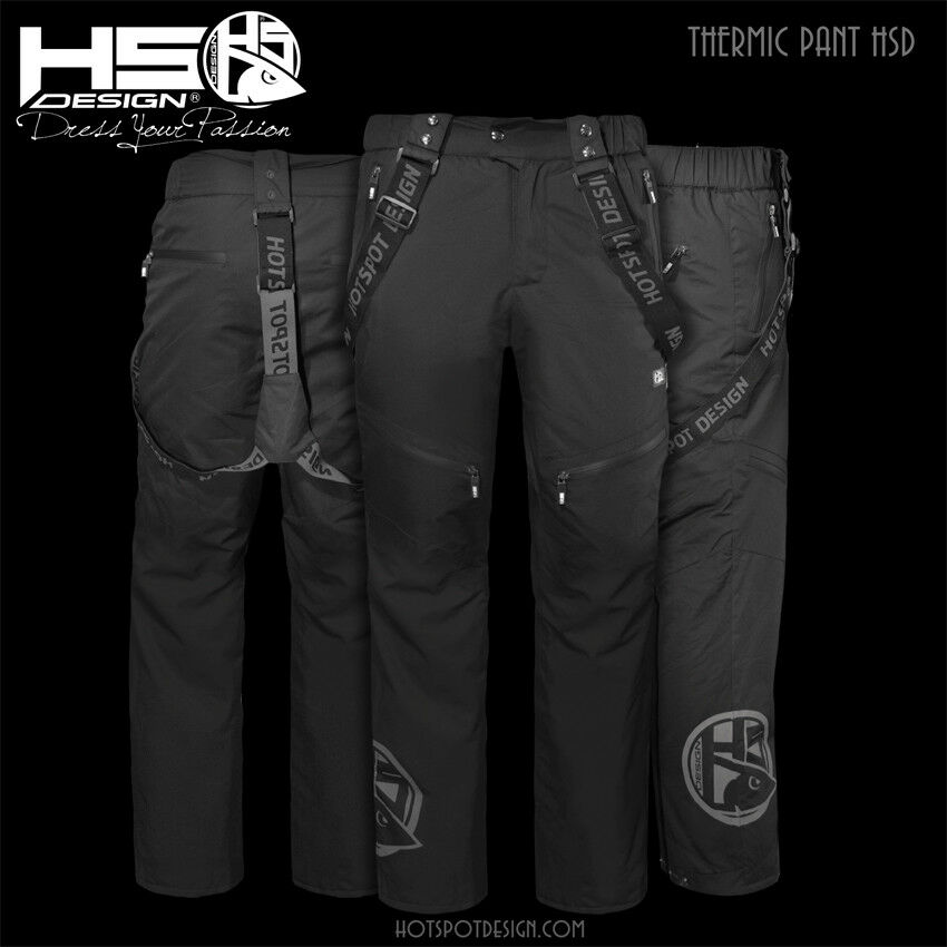 wasserdicht Anglerhose Hotspot Design Thermohose Carpfishing