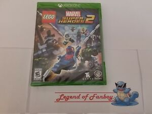New-LEGO-Marvel-Super-Heroes-2-Xbox-One-Sealed-Game-Christmas