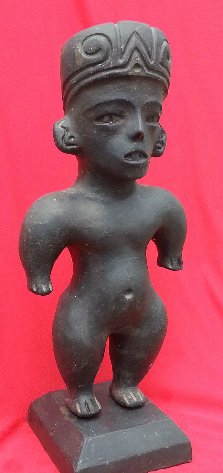 Inca's Dios australiano decorativo de cerámica escultura buque Sydney 1994 49x21x16cm