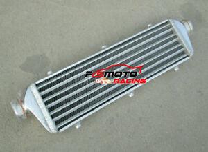 450x180x50mm-core-Universal-Aluminum-Turbo-Intercooler-2-25-039-039-57mm-pipe-Tube-amp-Fin