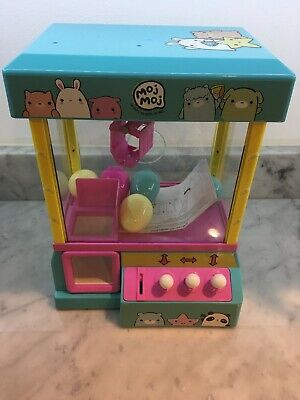 Moj Moj The Original Claw Machine with Lights & Sounds ...
