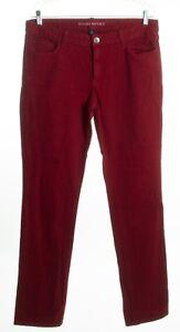 BANANA-REPUBLIC-Petite-Skinny-Red-Jeans-Size-30