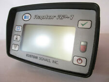 Kustom Signals Inc Raptor Rp 1 Dash Mount Lcd Radar Display Unit 200 2248 00