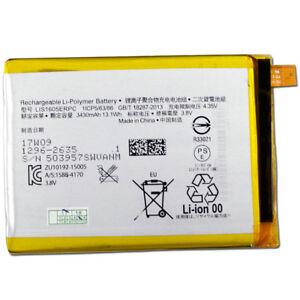 New-Battery-For-SONY-Xperia-Z5-Premium-Z5P-Dua-E6853-E6883-LIS1605ERPC-3430mAh