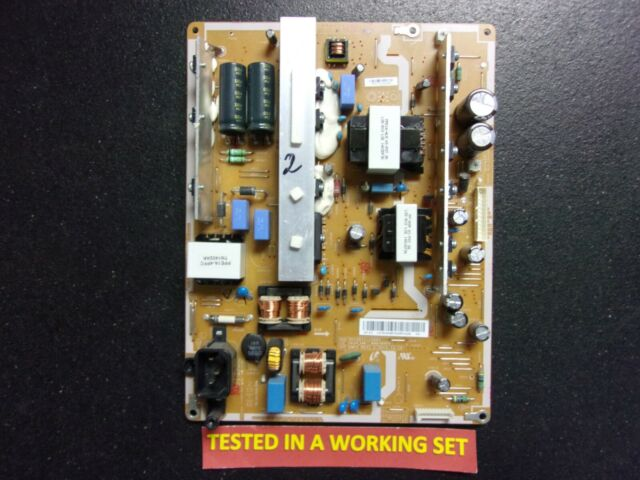 (REBUILT)  SAMSUNG  POWER SUPPLY BOARD BN44-00887A  CHECK PART NUMBER