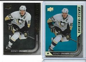 2015-16-Upper-Deck-Shining-Stars-Royal-Blue-SS27-Crosby-12-US-SHINING-8-US