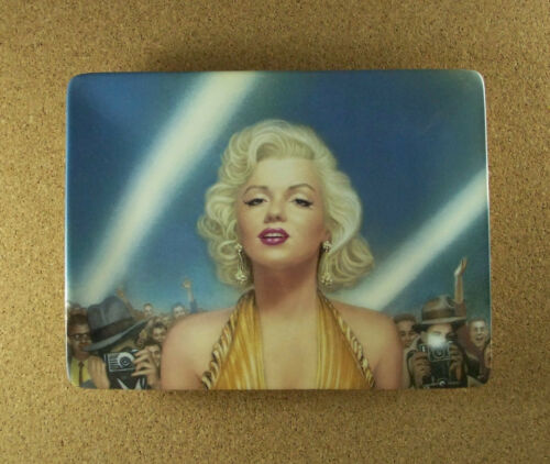 Marilyn Every Inch A Star HOLLYWOOD VENUS Plate #1 Monroe Movie Star Panoramic