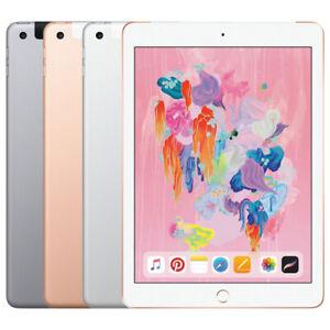 Apple iPad 6 32GB 9.7 inch Verizon Wireless 6th Generation Tablet