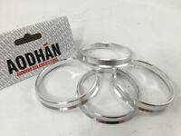 4 Aodhan Aluminum 73.1 - 70.1 Hub Centric Rings Fit Blazerequinox S-10 Uplander