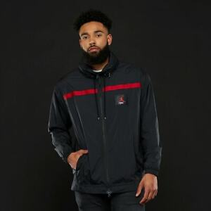 1c4bc7fa914de8 Nike Jordan Sportswear Wings of Flight Men s Windbreaker Black Gym ...