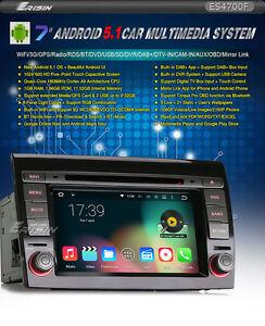 Autoradio-Erisin-ES4700F-7-034-Android-5-1-Car-DVD-GPS-3G-WiFi-DAB-per-FIAT-BRAVO