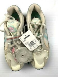 ADIDAS-YUNG-1-Originals-CG7118-Mens-Shoes-Size-9-US-Off-White-Ice-Mint