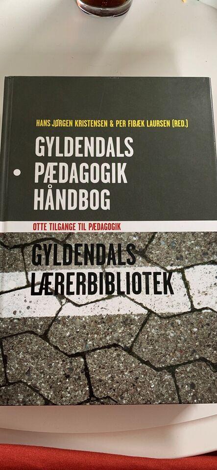 Gyldendals pædagogikhåndbog, Fibæk Lauersen og