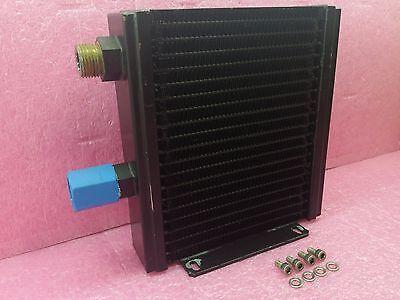 Alu Wasser Kühler Heizkörper 182*170*32mm Thermisch Geschützt Kühler