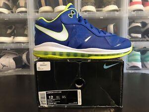 1a4b0e6f1ad2 Nike LeBron 8 V 2 Low Version 2 Sprite 456849-401 SIZE 12 VNDS