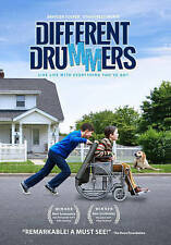Different Drummers (DVD, 2015, Region Free) Usually ships within 12 hours!!!